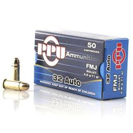 PPU Auto 32 / 7.65 BROWNING